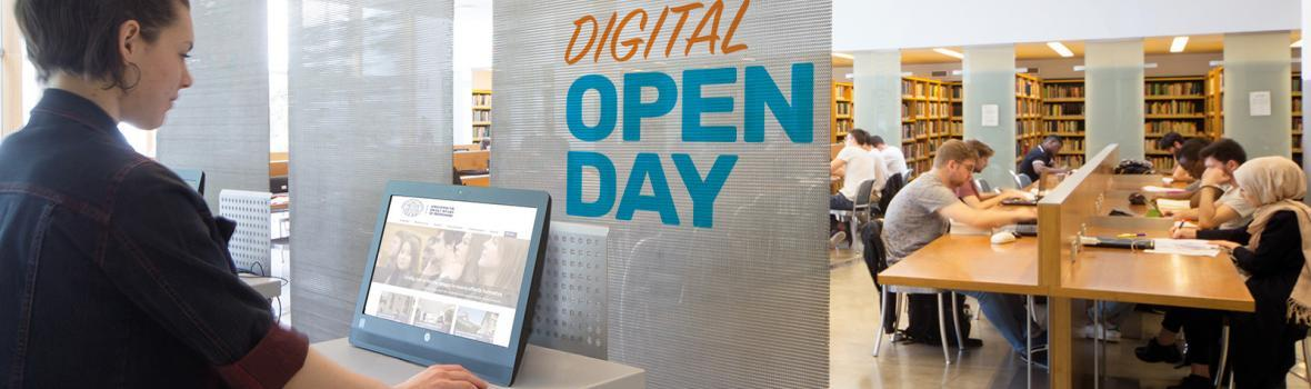 Digital Open Day 2020